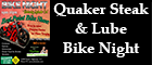 Quaker Steak & Lube Bike Night
