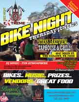 Extreme Bike Night Hosted by Bogart Entertainment