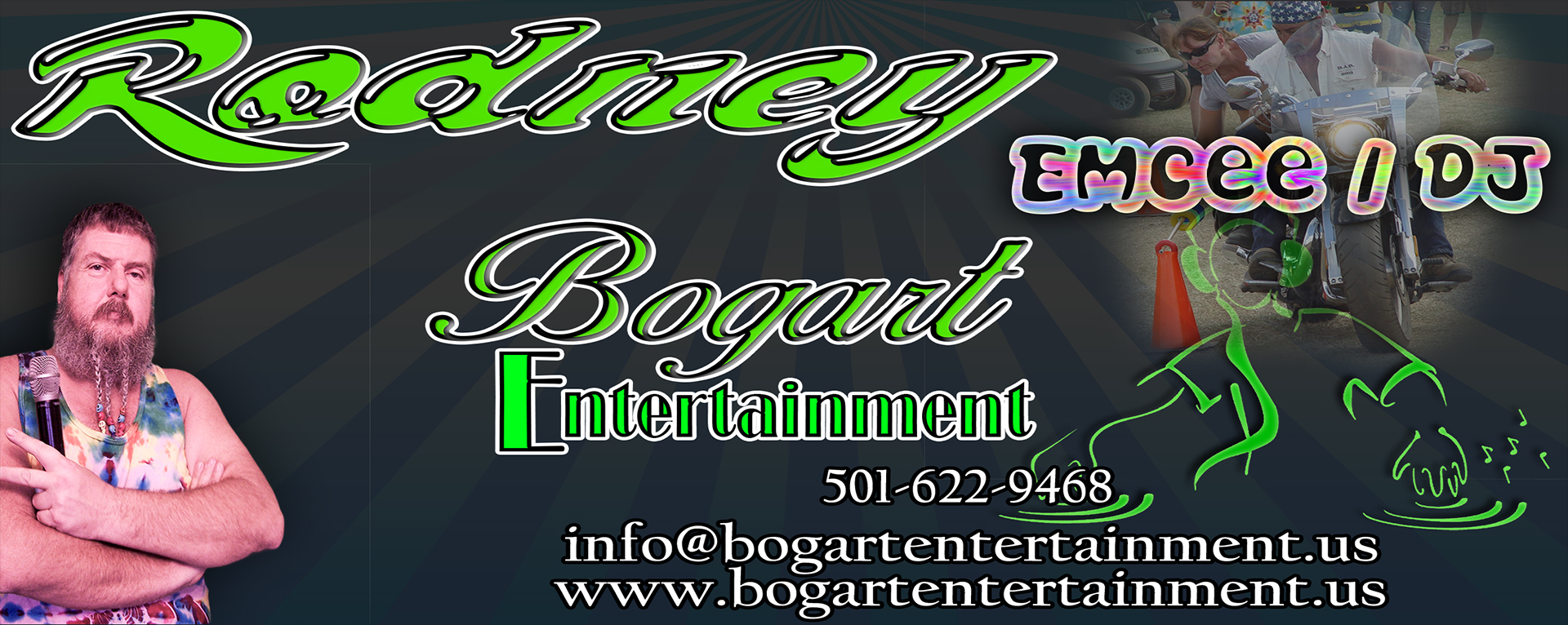 Bogart Entertainment DJ Spring Party